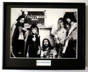 FLEETWOOD MAC/FRAMED PHOTO