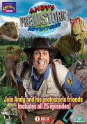 Andy's Prehistoric Adventures [Region 2]