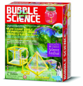 Kidz Labs - Bubble Science - Boys Girls Children Kids - How It Works Kit - Popular Birthday Gift Present Fun Games & Toys Idea Age 8+