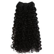 MY LADY 100% Indian Virgin Human Hair Kinky Curly Unprocessed Weave Hair 3 Bundles 300g