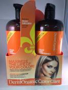 Dermorganic Sulphate Free Colour Care Shampoo & Conditioner duo Litre 1000ml