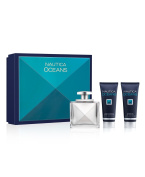 Nautica Oceans Water Pure by Nautica for Men Gift Set, 3 Piece