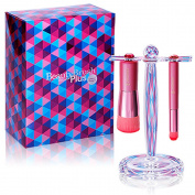 LSY LAMSAMYICK Beauty Brush Beauty Plus Clean Acen Brush Set