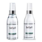Briall Homme Anti-Sebum Whitening Toner and Lotion Set 120ml ea