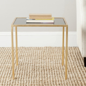 Safavieh Home Collection Kiley Gold Accent Table