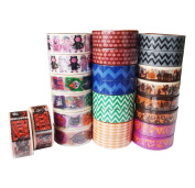 Yunko Decorative Craft Washi Masking Paper Tape Halloween Tape