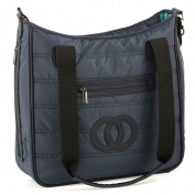 Cosy Coop Quilted Nappy Bag, Cobalt