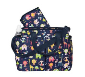 New . Travel Nappy Backpack Bag Waterproof Mummy Baby Nappy Bag