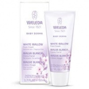 Baby Derma Face Cream, White Mallow 50ml by Weleda