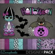 Matilda - Digital Scrapbook Kit on CD