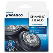 Philips Norelco Replacement Head for Series 5000 Shavers, SH50/52