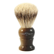 Edwin Jagger Super Badger Imitation Light Horn , Medium