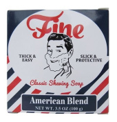 Fine Classic Shave Soap American Blend 100ml by Fine Accoutrements