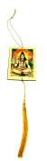 YAPREE HANDMADE PICTURE HANGING WITH TASSEL : LORD SHIVA
