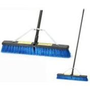 MintcraftProCompany Push Broom W/Brace 60cm Medium, Sold as 1 Each
