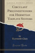 Circulant Preconditioners for Hermitian Toeplitz Systems