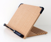 Book Stand -Portable Adjustable Foldable Reading Desk Bookstand -Lightweight but Sturdy -Study Books,Tablet Holder,Music Stands-Bookstands BS-1500 ...
