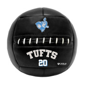Simply Belle Fitness Medicine Ball, NCAA, Tufts University, 6.4kg