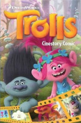 DreamWorks Trolls Cinestory Comic