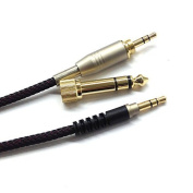 3m NEW Replacement Audio upgrade Cable For SONY MDR-1A MDR-1R headphones