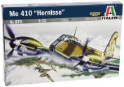 ITA0074 1:72 Italeri Me 410 Hornisse MODEL KIT