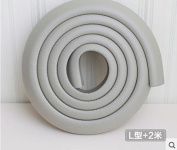 ZLL/ Kindergarten crash crash protection/baby/babies/table to protect thickened 2 m , grey [type l]