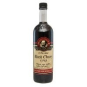 DaVinci Black Cherry Syrup 750 mL