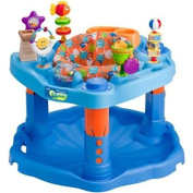 Evenflo ExerSaucer Activity Centre, Mega Splash With Bright Colours And Many Varying Textures