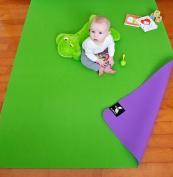 Kutchu Children's Play Mat - The only play mat made of natural rubber. Safe, non-toxic, eco-friendly.