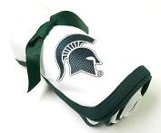 Michigan State Spartan Baby Receiving Blanket