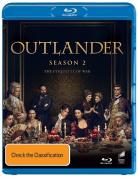 Outlander: Season 2 [Region B] [Blu-ray]