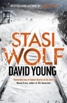 Stasi Wolf: A Gripping New Thriller for Fans of Child 44 (The Oberleutnant Karin Muller series)