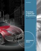 Essentials of MATLAB (R) Programming, International Edition
