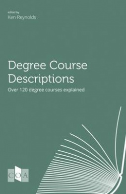 Degree Course Descriptions: Over 120 Degree Course Explained