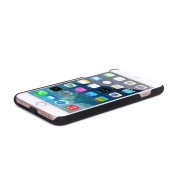 CHOETECH iPhone 6 Qi Wireless Charging Receiver Case Cover - Black