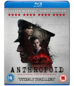 Anthropoid [Region B] [Blu-ray]