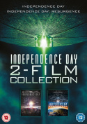 Independence Day 2 Film Collection [Region 2]