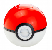pokemon Herb Grinder Free Gift Box Pokeball