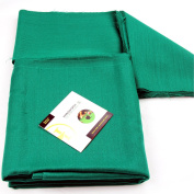 SECONDS Hainsworth ELITE PRO Bed & Cushions for 2.1m UK Pool Table -TOURNAMENT GREEN
