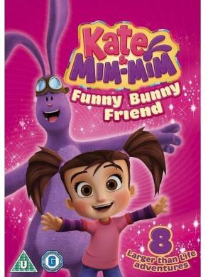 Kate and Mim-Mim: Funny Bunny Friend