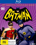 Batman [Region B] [Blu-ray]