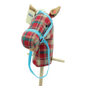 Sweety Toys 5130 hobby horse, My BEAUTY, Cotton 100 cm with sounds
