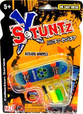 Finger Skate Board Mini Finger Toy Indoor Game Action Wheels Sportes Children Boy Gifts