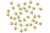 Effect Beauty Star 3*3mm Nail Art Studs - Gold - Pack of 100