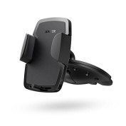 Anker CD Slot Car Mount, Phone Holder for iPhone 6 / 6s, iPhone 6 Plus / 6s Plus, for Samsung S6 / S6 edge / S6 edge+, for Samsung S7 / S7 edge, for Samsung Note 5, LG G5, Nexus 5X / 6 / 6P, Moto, HTC, Sony, Nokia and Other Smartphones