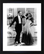 Astaire And Rogers Framed Photo