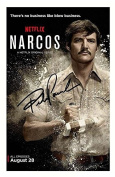 Pedro Pascal - Narcos Signed Autographed A4 Photo Print Poster