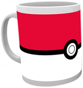 "GB eye ""Pokerball"" Pokemon Mug, Multi-Colour"