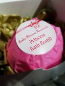 Bixby Blossom Botanicals Princess Bath Bomb