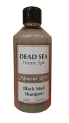 Ein Gedi Dead Sea Cosmetics Mineral Black Mud Spa Shampoo by Bethlehem Gifts TM